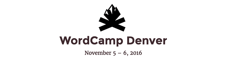 Sponsoring WordCamp Denver 2016