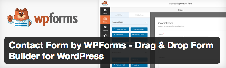 Plugin Monday: WP Forms
