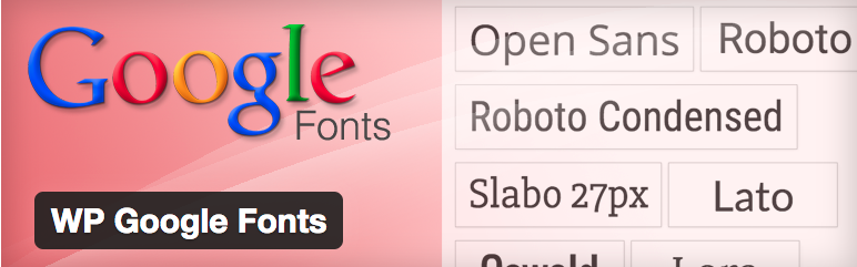 Plugin Monday: WP Google Fonts