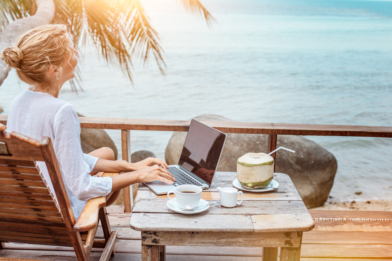 10 Great Places to Work and Vacation While Working at a Distributed Company
